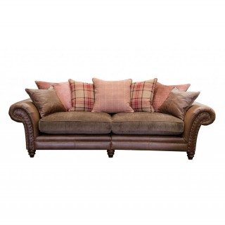 Alexander & James Hudson 4 Seater Split Sofa