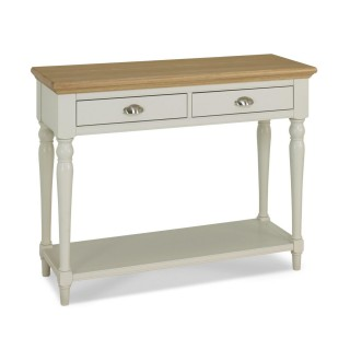 Casa Bampton Console Table with Turned Leg