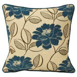 Riva Paoletti Mayflower Cushion, Teal