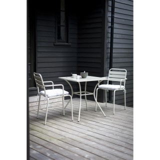 Garden Trading Dean Street Table & Chairs Set, Clay
