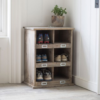 Garden Trading Chedworth 6 Shoe Locker