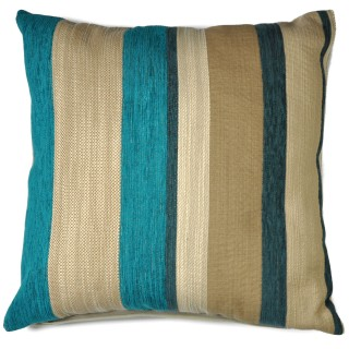 Mason Grey Aspen Cushion, Teal