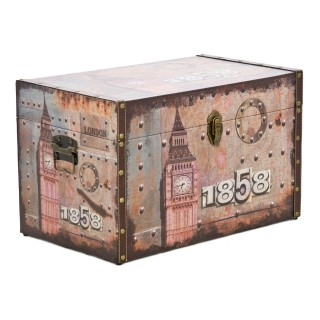 Casa Cities Trunk, Multi