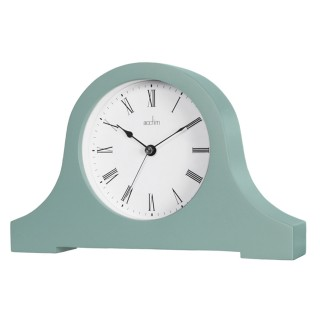 Acctim Hyde Mantel Clock, Moss