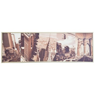 Nyc Style  Oil Painting on Canvas