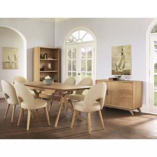 Casa Garda Extending Table & 6 Chairs