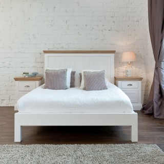 Tch Cannes Superking Panel Bed Lfe Superking
