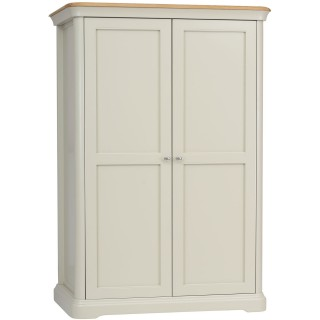 Tch Cherbourg All Hanging Wardrobe Double