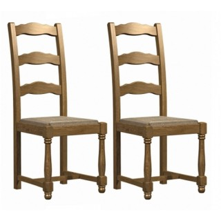 Copeland Ladder Back Chair KD