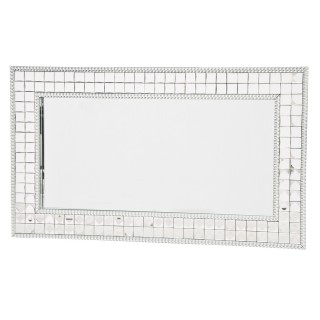 Casa Crystal Cube Medium Mirror
