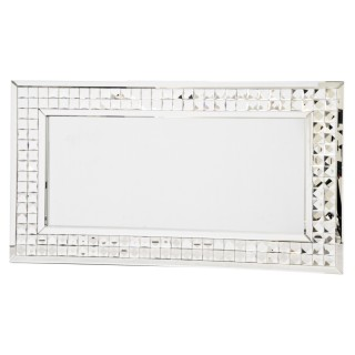 Casa Crystal Cube Large Mirror