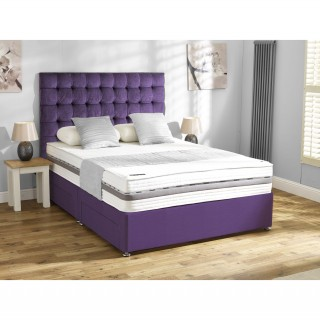 Mammoth Supersoft 270 Small Double 4 Drawer Divan