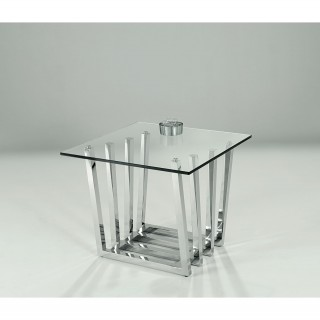 Casa Octet Square Lamp Table