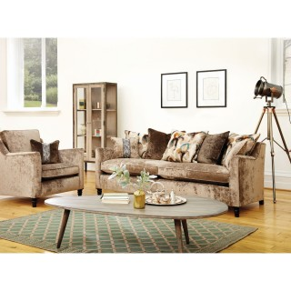 Duresta Hoxton Large Scatter Back Sofa