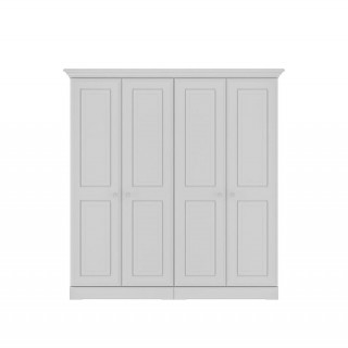 Casa Clovelly 4 Door Wardrobe