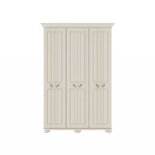 Casa Chloe Tall 3 Door Wardrobe