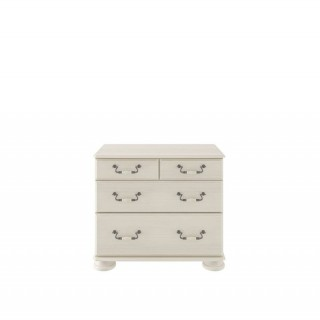 Casa Chloe 2+2 Drawer Chest