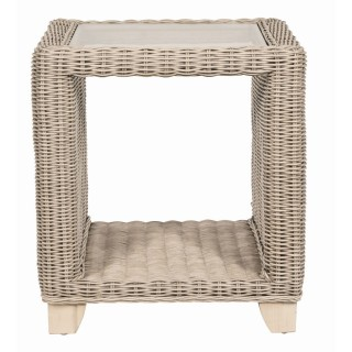 Casa Michigan Side Table, Pebble