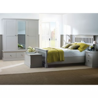 Corndell Annecy Imperial Double Low Bedframe