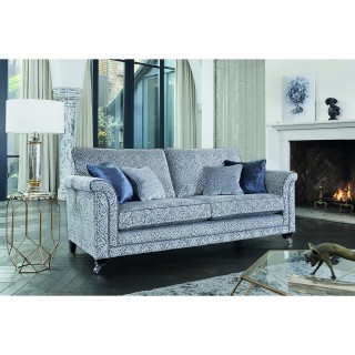 Alstons Lowry Large Sofa (3str) 3 Seat, 7517 Floral