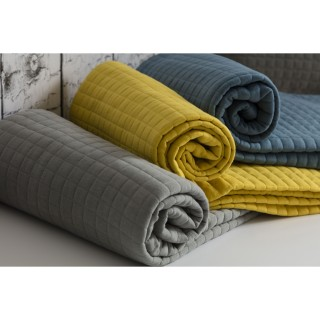 Beldorm Crompton Throw Grey