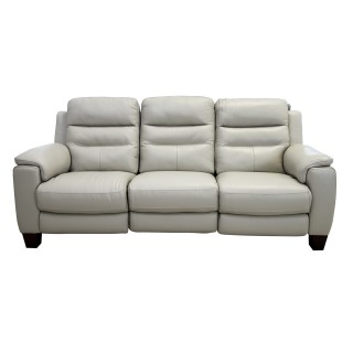 Casa Jonty 3 Seater Power Recliner Sofa