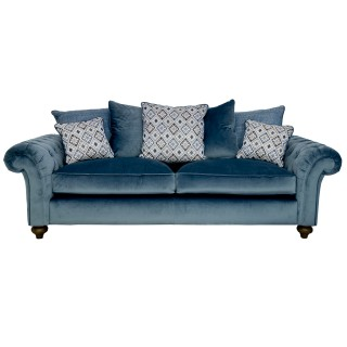 Casa Colorado Button Extra Large Sofa