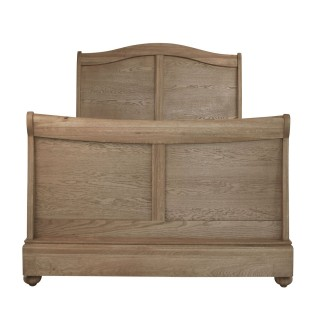 Casa Hunter Double Sleigh Bed Frame