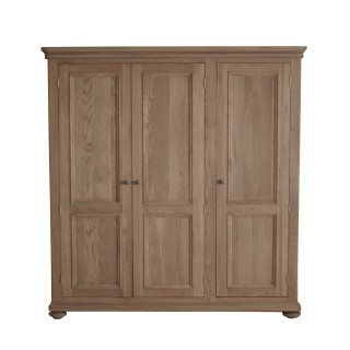 Casa Hunter Triple Wardrobe