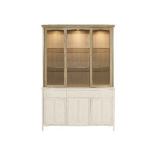 Nathan Furniture Limited Shades Oak Shaped Display Top Display, Oak