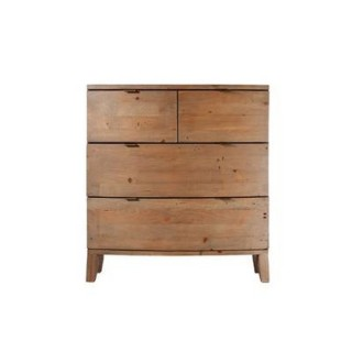 Casa Bermuda 4 Drawer Chest 4 Draw