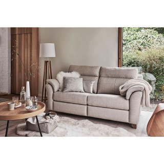 G Plan Upholstery Turner Two Seater Power Recliner Sofa