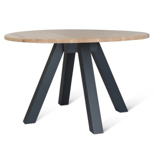 Garden Trading Clockhouse Dining Table, Raw Oak