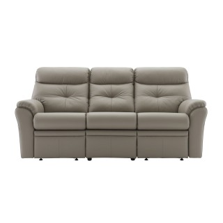 G Plan Upholstery Newton 3 Seater Power Dbl Rec 3 Seat