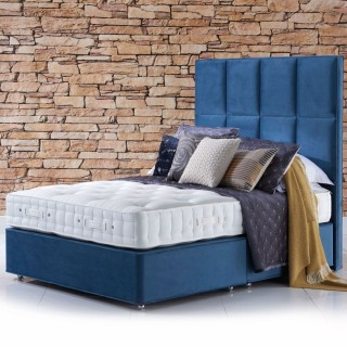 Hypnos Silk King Two and Two Drawer Platform Divan Set