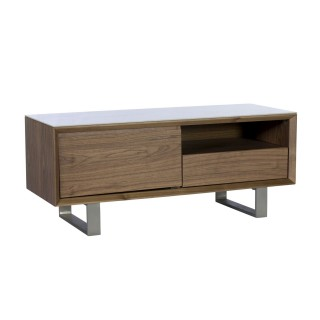 Casa Pierra Tv Unit Tv Unit, Walnut