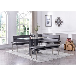 Casa Paloma Corner & Bench Dining Set