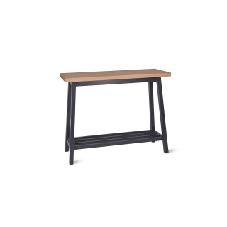 Garden Trading Clockhouse Console Table, Carbon