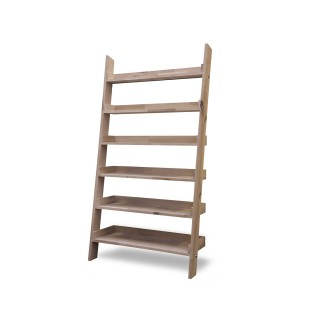 Garden Trading Hambledon Shelf Ladder, Raw Oak