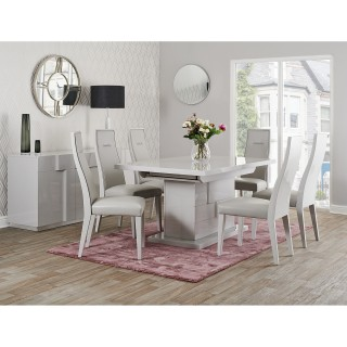 Casa Verona Extending Table & 6 Chairs