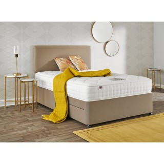 Rest Assured Marie 600 Double 2 Drawer Divan Set
