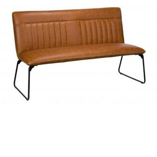 Brixton Cooper Bench - Tan