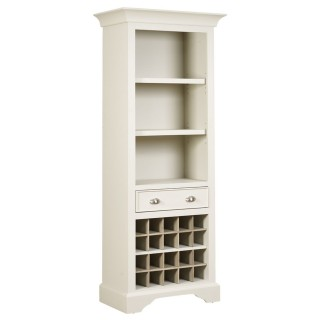 Lilly Tall Wine Rack, Grey