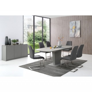Casa Bari Extending Table & 6 Chairs