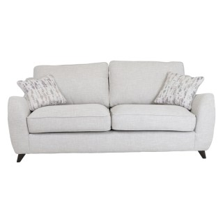 Casa Rosie 3 Seater Fabric Sofa