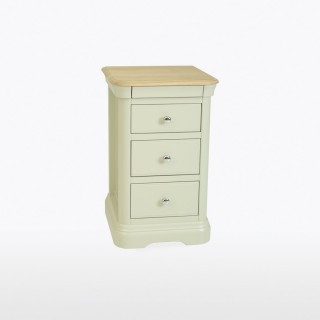 Tch Cherbourg 3drw Bedside 3 Draw