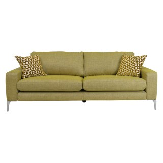 Casa Ashton 4 Seater Fabric Sofa