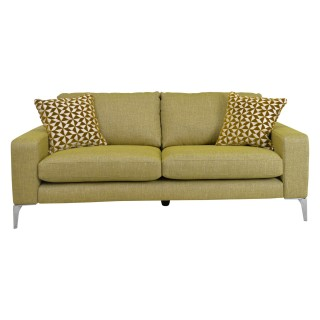 Casa Ashton 3 Seater Fabric Sofa
