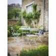 Garden Trading Large Rive Droite Bistro Set, Clay