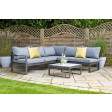 Hartman Vienna Square Corner Set with Integrated Lounger